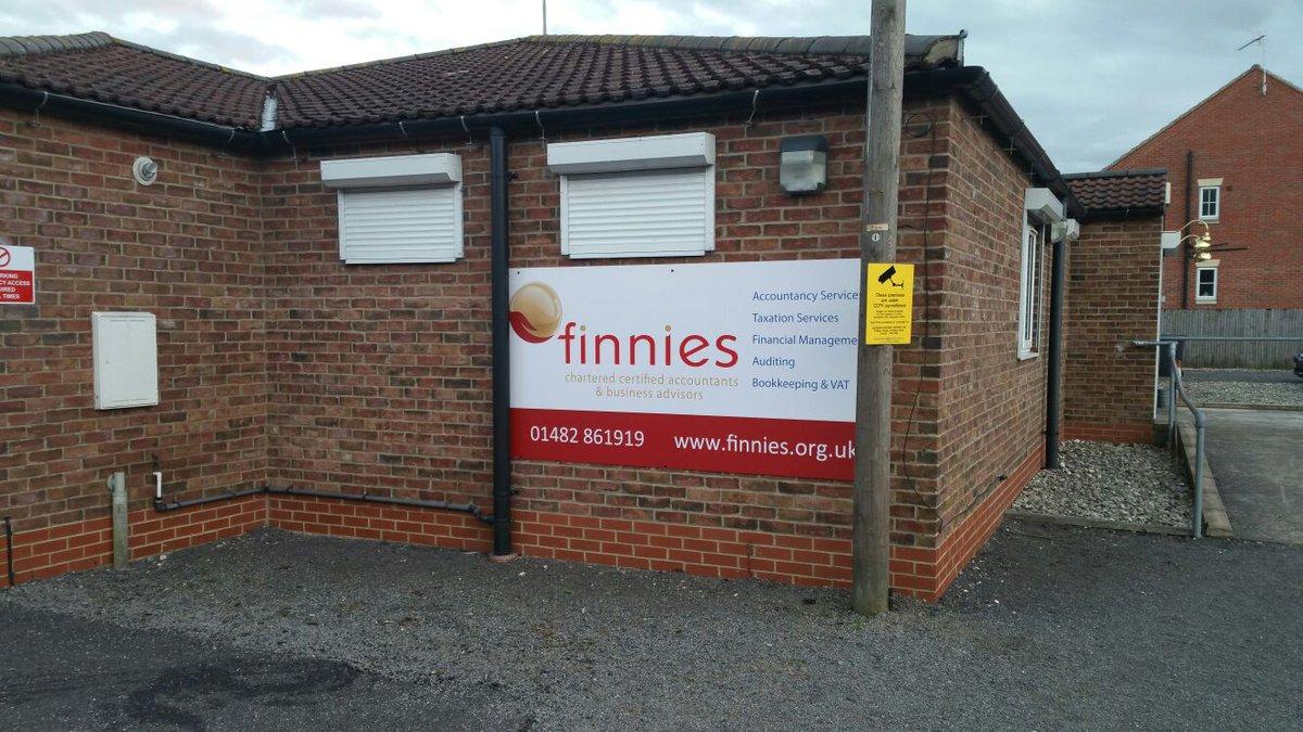 Sponsor Spotlight – Finnies Accountants