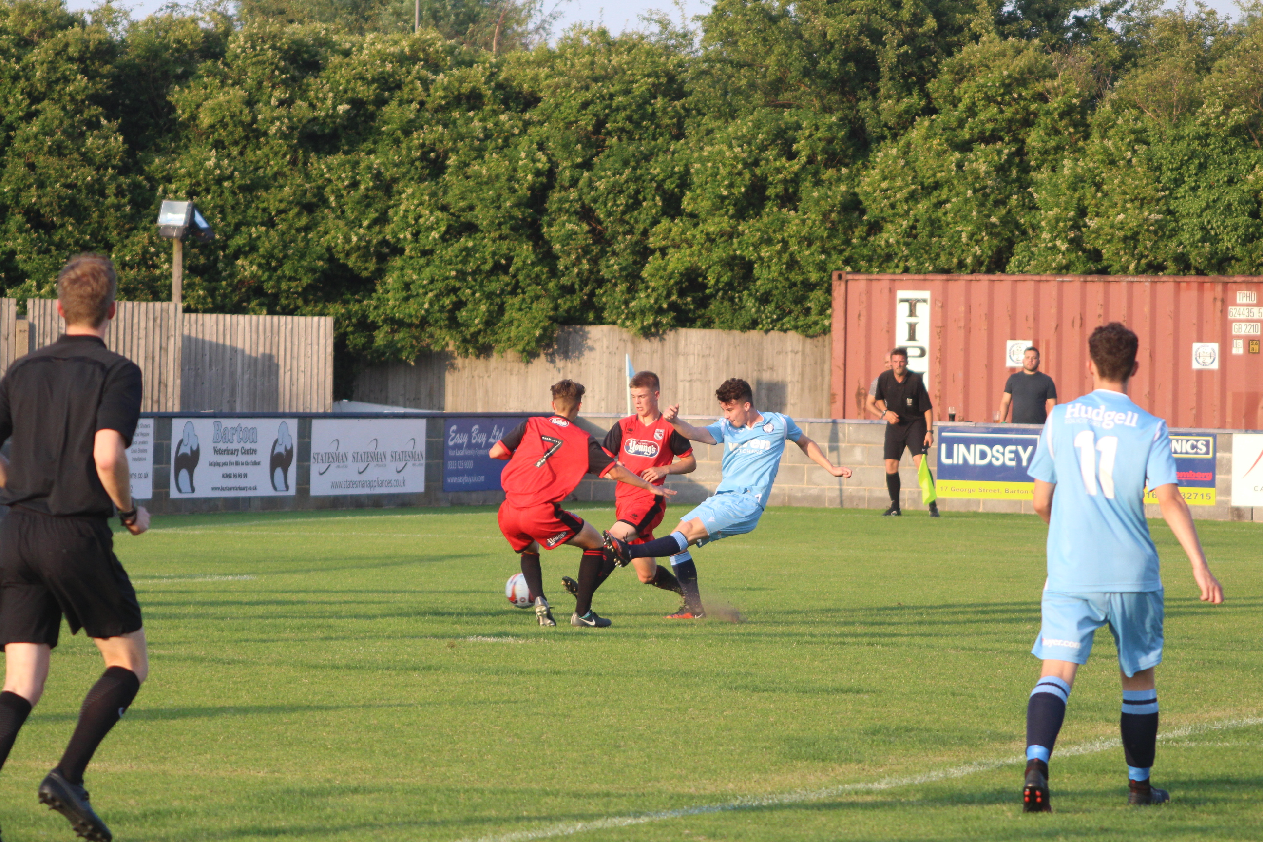 First Team 2-1 Grimsby Town XI – Swans secure fine win over Mariners