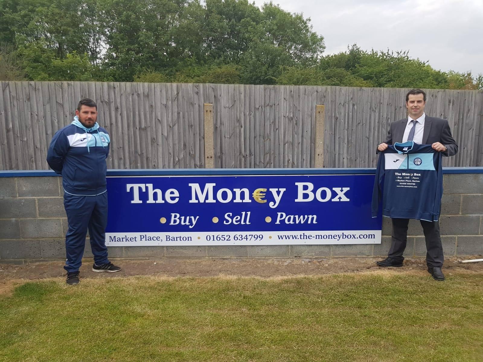 Sponsor Spotlight – The Money Box