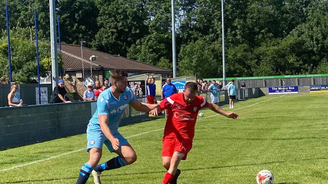 Match Action – vs Chaos United