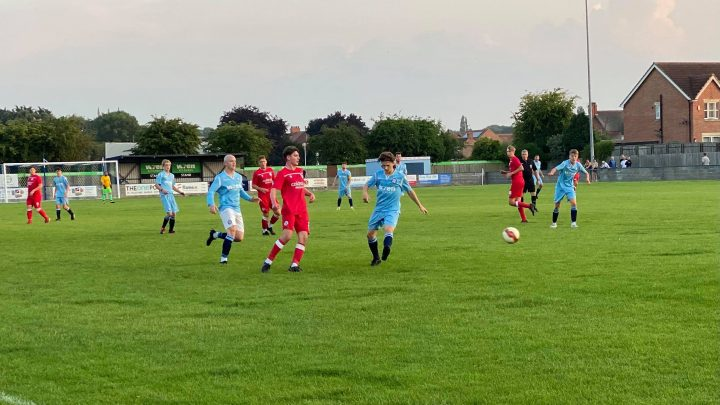 Swans Reserves and Boro Reserves in eight goal thriller