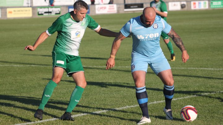 Nimmo hat-trick seals win for Keelby over Swans Reserves
