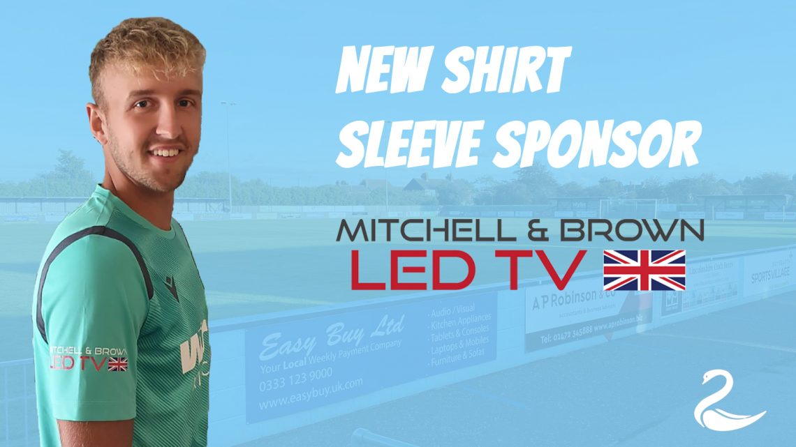 Swans welcome Mitchell & Brown as shirt sleeve sponsor