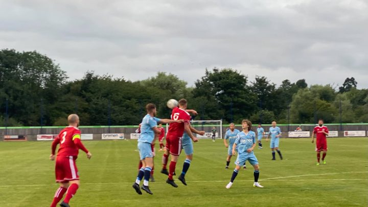 Reserves lose out to Nunsthorpe Tavern