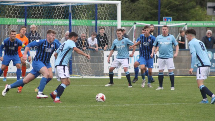 Swans lose out to nine-man Goole
