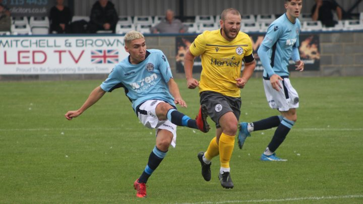 Swans second best in loss to Grimsby Borough