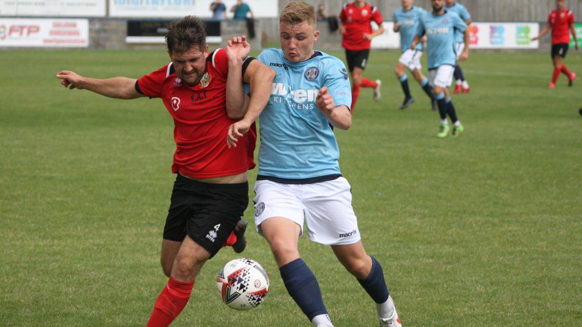 Swans dominate but fail to find net against Knaresborough