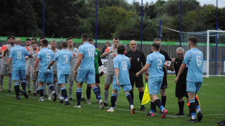 Reserves pick up point against Appleby Frodingham