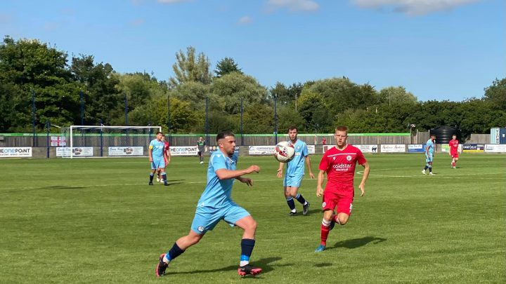 Reserves take narrow win over Grimsby Borough Reserves