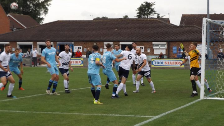 Match Action – Lincoln Moorlands Railway