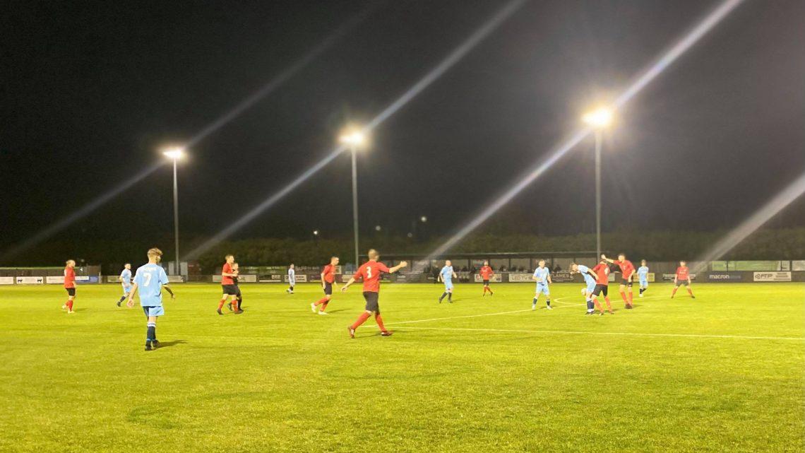 Match Action – Reserves 2-0 Tetney