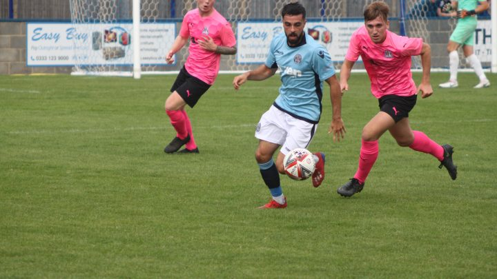 Ten man Swans lose out to Eccleshill United