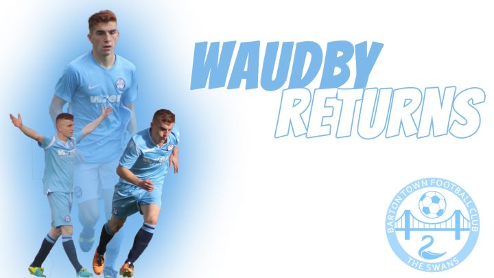New Signing – Tom Waudby