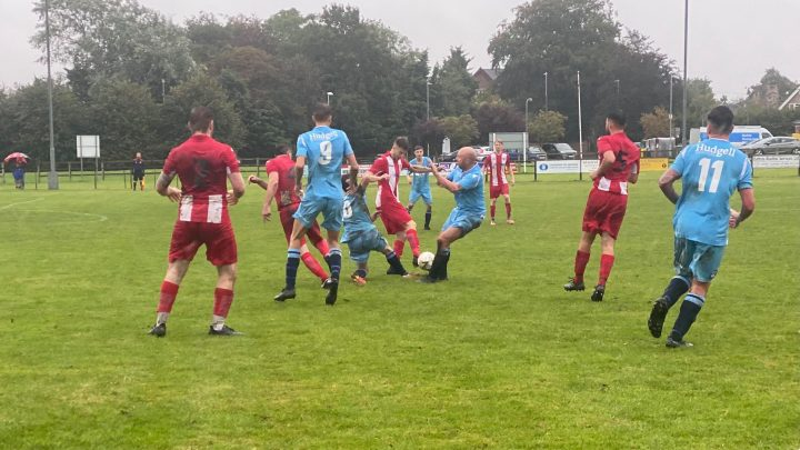 Reserves through to next round of cup with Horncastle win