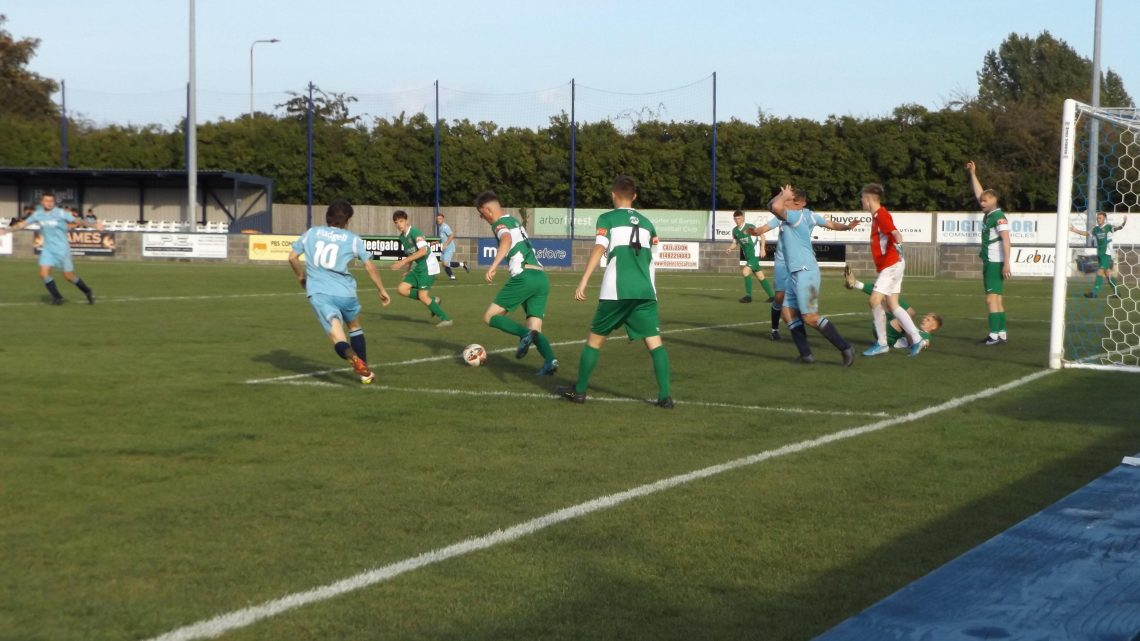 Reserves end Lincoln United Dev's unbeaten start with win
