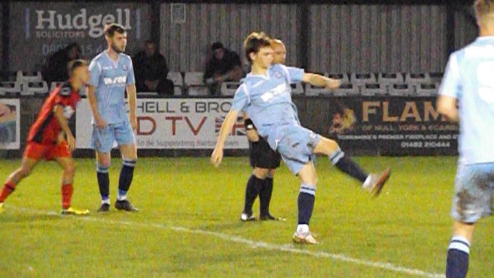 Reserves in 'perfect' 6-0 win over Brigg Town Development