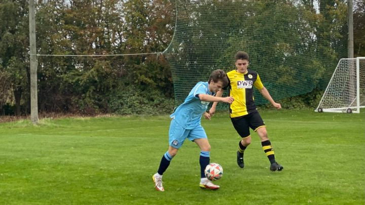 Reserves in narrow loss to Wyberton
