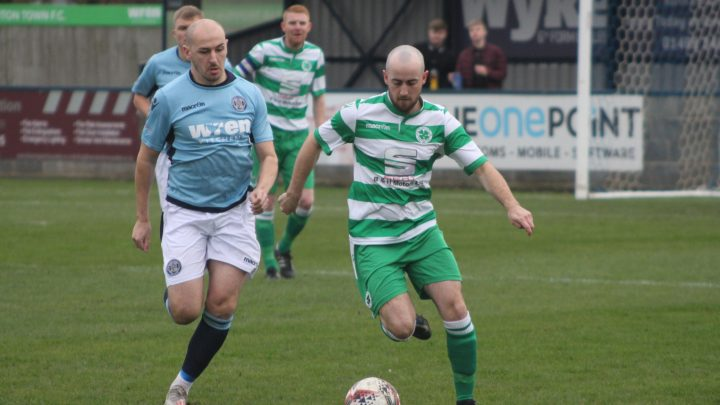 Swans through to Second Round of Vase with comfortable win over Cleator Moor Celtic