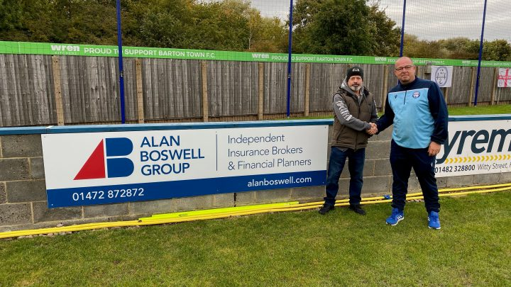 Swans team up with Alan Boswell Group